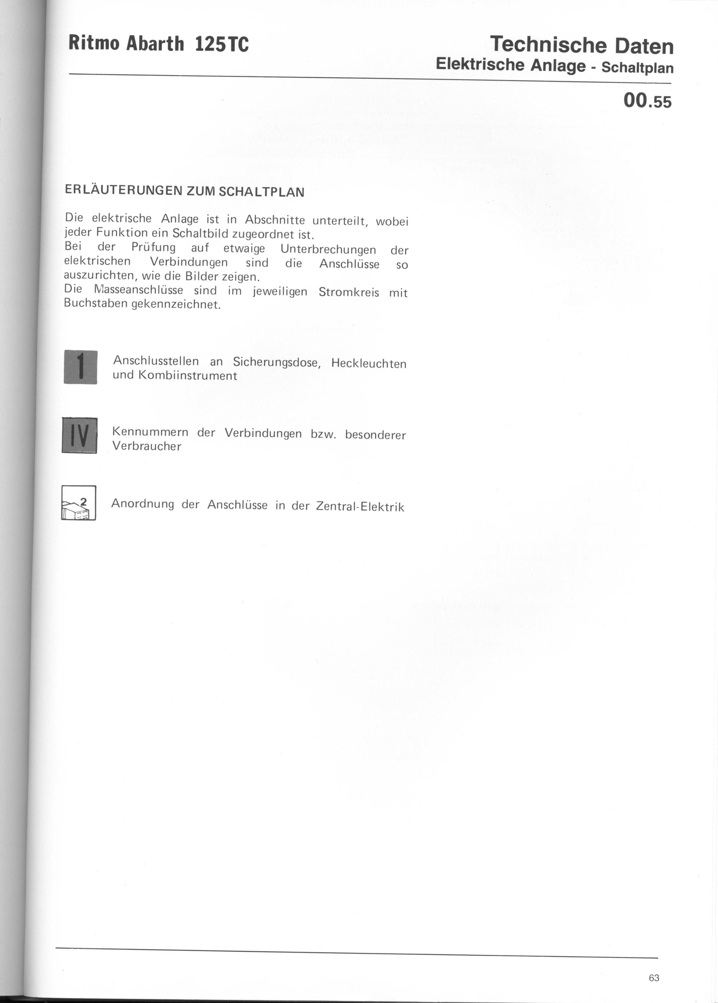 Wunderbar Heckleuchten Schaltplan Galerie - Die Besten Elektrischen ...